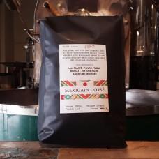 Café / Mexicain corsé (en grain)
