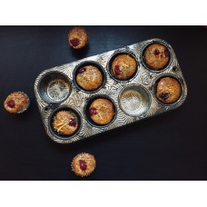 Mini muffins canneberges-orange